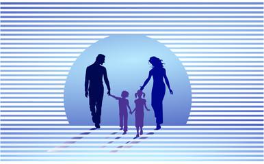 Familie mit Zukunft