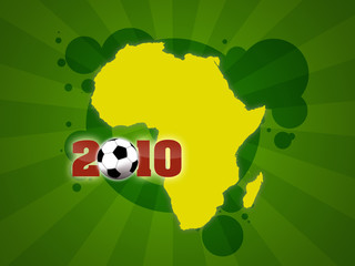 Africa 2010 worldcup