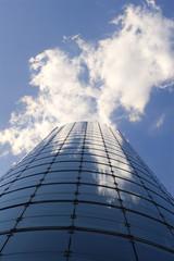glass tower - vienna - by congress-center