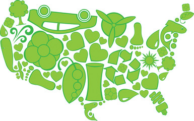 United States Eco Doodles