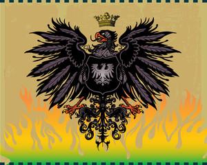 Coat of arms - eagle