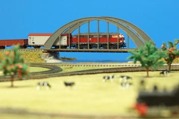 Modellbahn 9