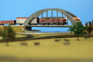 Modellbahn 8