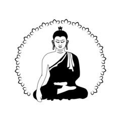 Buddha Vektor