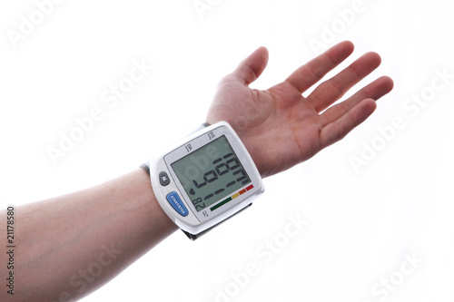 Bluthochdruck Blutdruckmessgerät