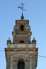 Church of San Pedro Sueca Valencian community Spain