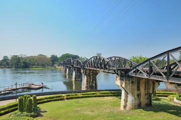 Death Railway between Thailand and Burma