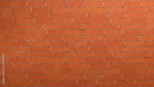 poster of Restoring broken brick wall on white background