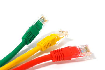 Color UTP cables