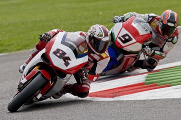 motociclismo in pista