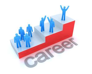 Career ladder concept