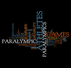 Paralympic Games for disabled persons