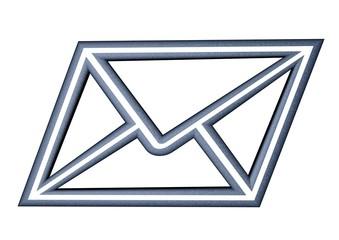 e-mail 3D