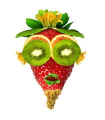 Rapper of fruit