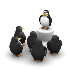 Speaker Penguin