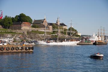 Port of Oslo, Norway