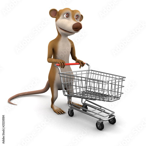 Shopper Animal