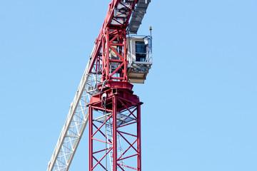 detail crane