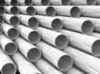 high technology background - aluminum tubes
