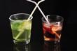 cold fruit drinks