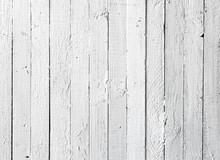 Grunge peinte en blanc planche en bois