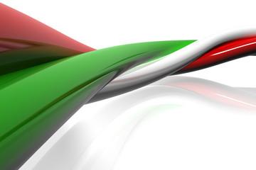 Treccia italiana