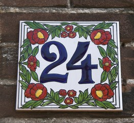 House Number: 24