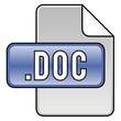 Icon DOC-Datei