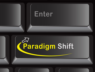 Paradigm Shift key