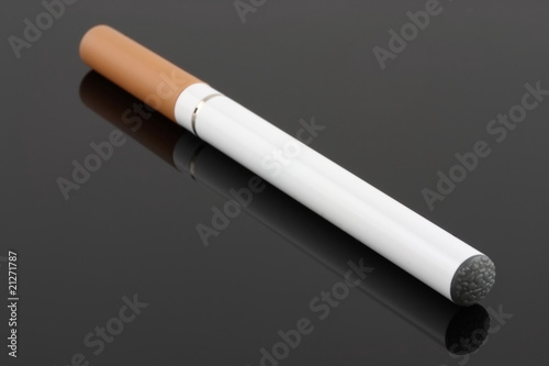 e-cigarette isolated