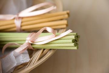 Aromatic Sticks in Basket