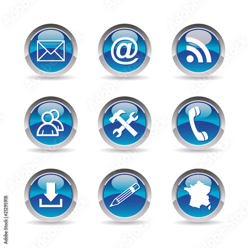 Web icons collection - 21295918