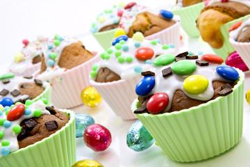 Cookies mit Schokoostereier