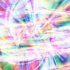 computer generated colorful abstract background