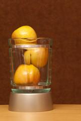 Healthy Apples in Blender