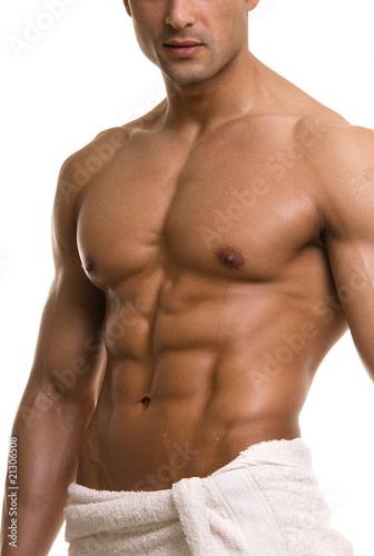 Fototapeten,erwachsen,athlet,sportlich,attraktiv