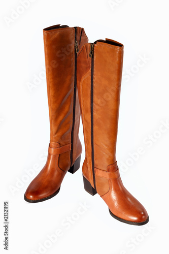 A new pair of boots just in time for autumn and winter.