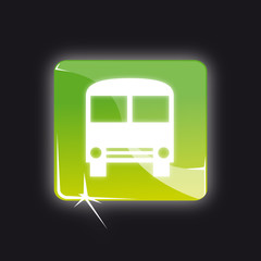 Picto bus - Icon bus
