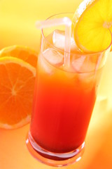 Tequila Sunrise (Cocktail)