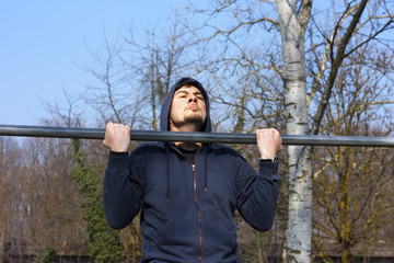 Chin-up Workout