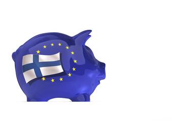 EU Sparschwein, Finnland