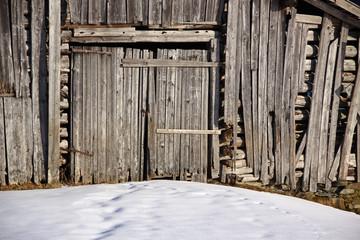 Holztor