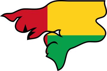 Guinée Bissau géo