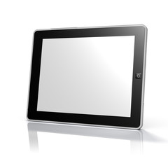 Tablet computer / Ebook reader (Clipping Path)