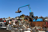 recyclage de pièces métallique - 21355739