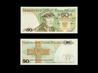 Banknote 50zl