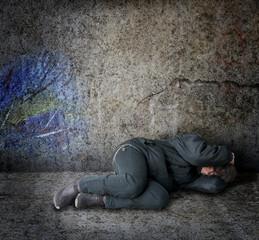 Obdachlos im Sozialstaat - christlich geprägt...
