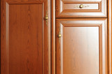 brown  cupboard poster