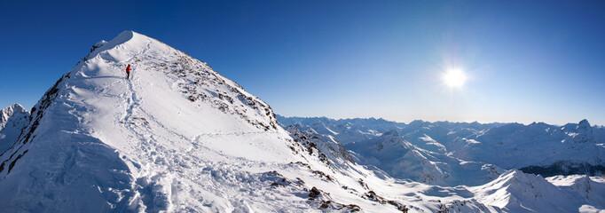Piz d'Agnel im Engadin - Schweiz
