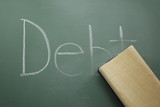 Erasing Debt poster